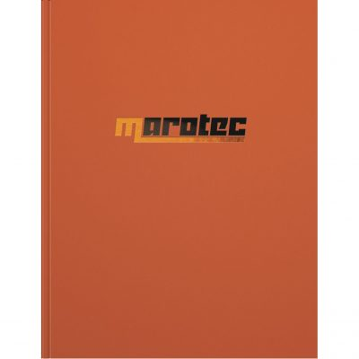 "Flex SmoothMatte Large NoteBook (8.5""x11"")"
