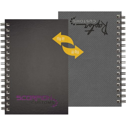 "FlipBooks™ SeminarPad Notebook (5.5""x8.5"")"