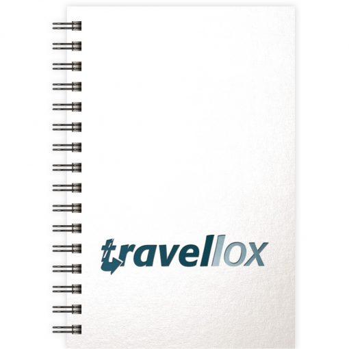 "GlossMetallic Journals SeminarPad Notebook (5.5""x8.5"")"