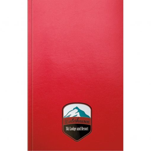 "GlossMetallic SeminarPad Notebook (5.5""x8.5"")"