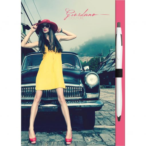 "ImageFlex™ PenSlip™ SeminarPad Notebook (5.5""x8.5"")"
