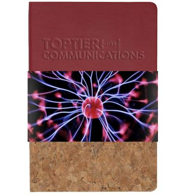 """Lucca™ Journal w/Full Color GraphicWrap (5.5""""x8.25"""")"""