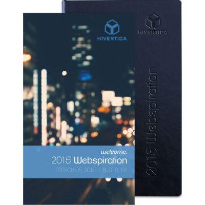 "Medium Bohemian™ Journal w/Full-Color Tip-In (5.5""x8.5"")"
