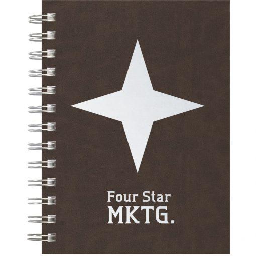 "PremiumLeather Medium Journal NotePad (5""x7"")"