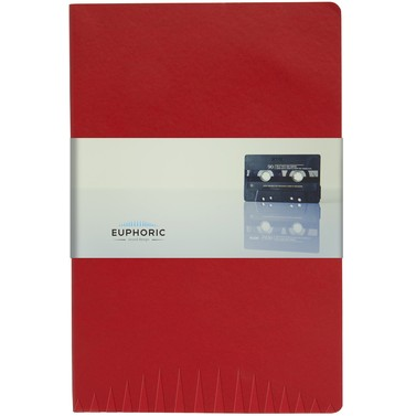 "SoftNova™ Journal w/Full Color GraphicWrap (5.5""x8.25"")"