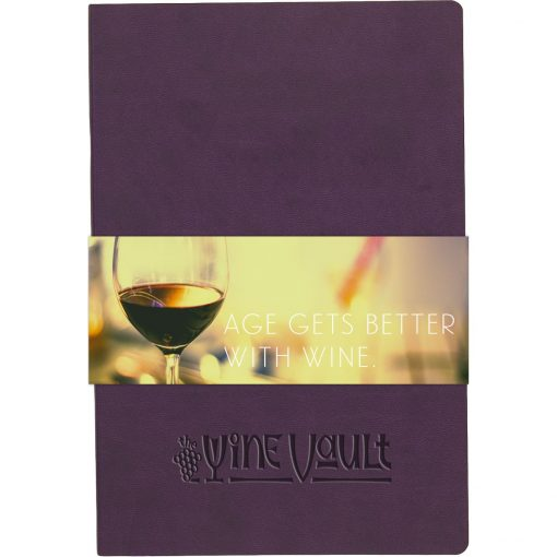 """SoftPedova™ Journal w/Full Color GraphicWrap (5.5""""x8.25"""")"""