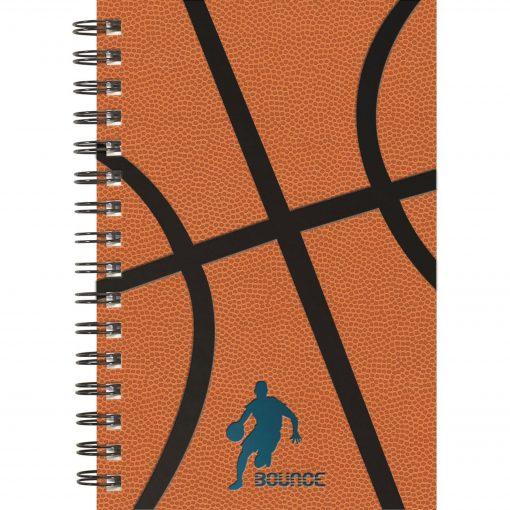 "SportsBooks SeminarPad Notebook (5.5""x8.5"")"