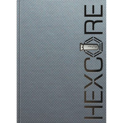 "TechnoMetallic™ Journal Flex NotePad (5""x7"")"