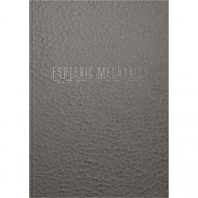 "TexturedMetallic Medium NoteBook (7""x10"")"