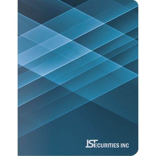 "ValueLine TravelerNotes™ NoteBook w/Full Color Logo (7""x9"")"