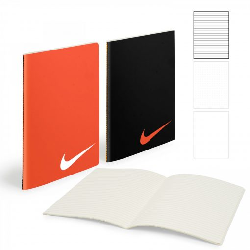 """Magna Centre Sewn Notebook (5.5"""" X 8.25"""" With 56 Pages)"""