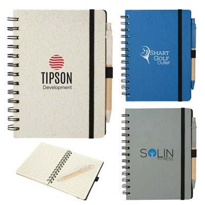 Venture Junior Notebook & Pen