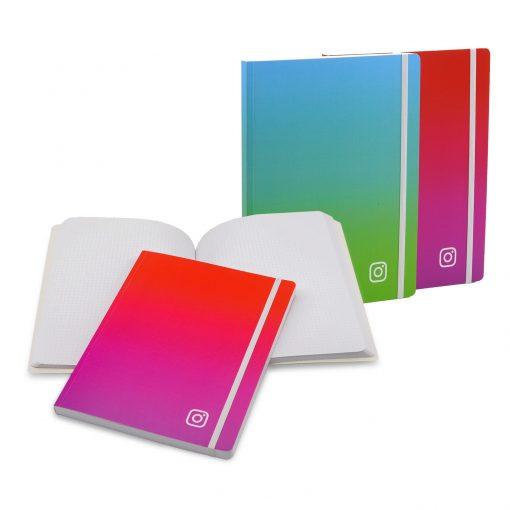 """Westport Perfect Bound 4-color Journals - 7"""" x 9"""""""