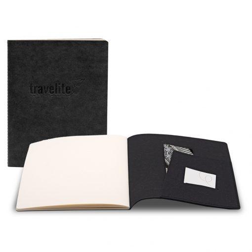 """7"""" x 9"""" Paperzen Commuter Journal"""