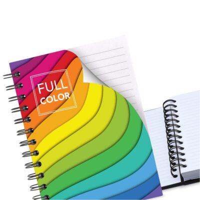 """4 Color Process Value Journal( 7"""" x 9"""" )"""