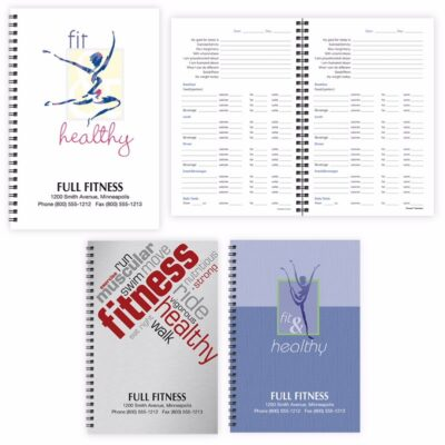 Good Value® Food & Fitness Notebook