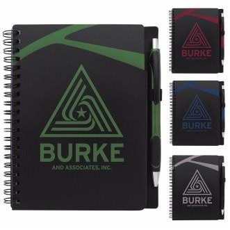 Good Value® Kava Notebook w/Komodo Pen