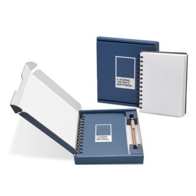 Journal + Pen mailer gift set( BJP1 )