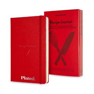Moleskine® Passion Journal - Recipe - Scarlet Red