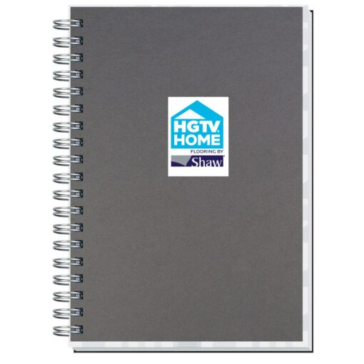 """Shadowbox Smooth Paperboard Journal w/50 Sheets (7"""" x 10"""")"""
