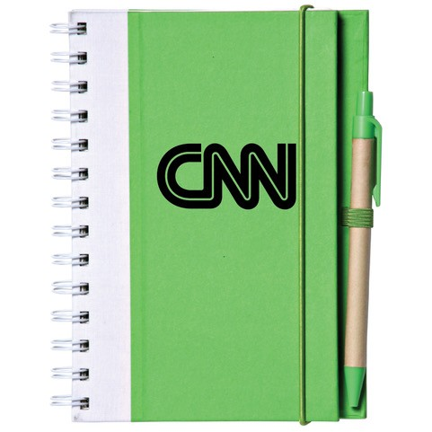 Recyclable Paper Notebook